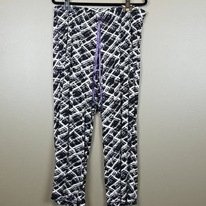 5/25 Cacique B/W pajama pants 18/20